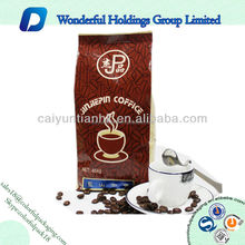 Accept Cuatom Order and Heat Seal Sealing & Handle beautiful coffee packaging bag and pouch