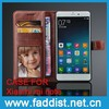 Good quality case for Xiaomi mi note case with wallet and photo frame