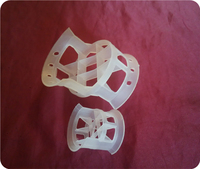 """2"""" Plastic PVC conjugate ring use for water purification"""