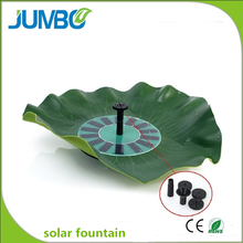 Best quality new products solar water fountain pump high pressure