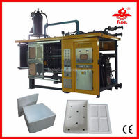 Fackel Automatic Efficiency EPS Moulding Machinery FKS 1750 to Make Fish Box
