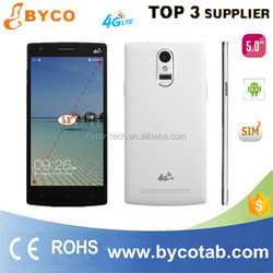 brand new Quad- core 4g 5.0inch QHD screen android cell phone