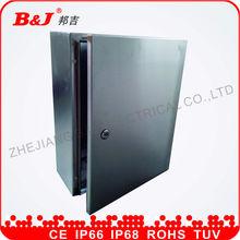 Cajas de acero inoxidable/ss316 de acero inoxidable de la caja eléctrica/caja de acero inoxidable