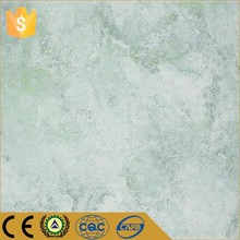 China wholesale market roller print emerald green marble pattern per square meter rustic wall tile for living room