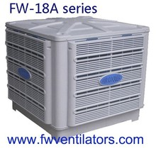 Factory ventilation system industrial air conditioners JH18APV evaporative air cooler4 ton evaporative air conditioner prices