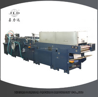 XTJ380A Full-Auto envelope tongue gelatinized and easy tear-line creased machine
