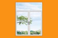 Aluminum Wooden Basement Windows