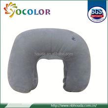ecofriendly pvc Fashion Hotel High Soft Memory Foam Pillow used on planet