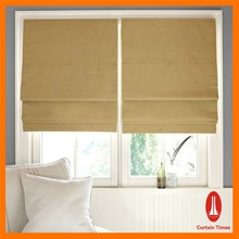 Curtain times double electric roman blinds for living room