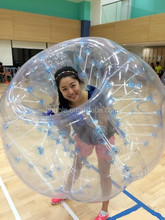 New Design air balls, human zorbing ball, loopy bubbles good quality for sale