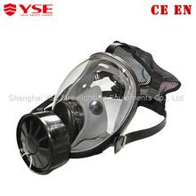 CE EN 3M protective full face gas mask