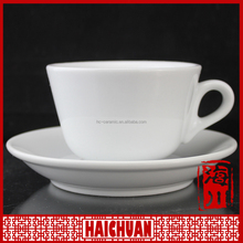 170cc porcelain tea cup and saucer,coffee cup and saucer