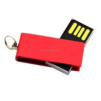 Wholesale Free Your logo 2G mini twister USB flash drive CE ROHS FCC Approval