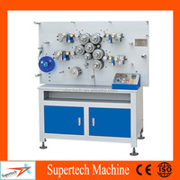 Four-Colors Double Side High Speed Rotary Garment Label Printing Machine