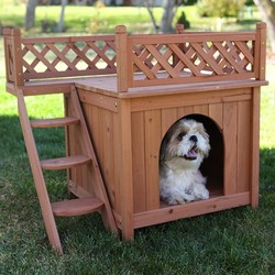 Factory best selling unique dog kennels