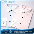 la promoción de ventas caliente de la venta de prendas de vestir para hombre teñido corto mangas de camisa