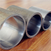 High precision seamless honed tube ASTM Q235 & Mechanical properties stainless tube and pipe Din2391ST37.4
