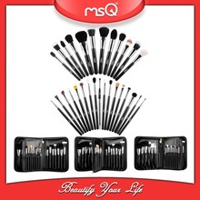 MSQ 29pcs Superior Soft Natural Hair Professional Makeup Brush