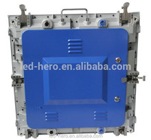 Easy move and install P5 indoor die-casting aluminum rental stag led display