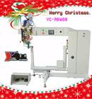 Feliz natal. 220v 50hz emenda do ar quente da selagem de pvc, materiais de pu