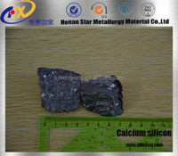 CaSi Metal Alloy and Calcium Silicide Alloy export