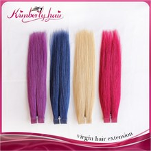 Full Cuticle High Quality 3 Bundles Red Brazilian Hair Weave, Outre Weave Hair