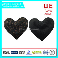 Microwavable wraps pack hot heated pack with heart shape