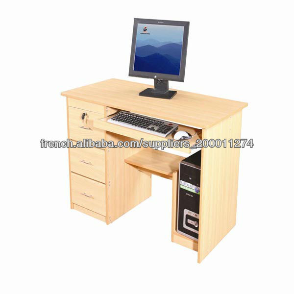 made in china mobilier de bureau ordinateur de bureau gx 926 table en bois id du produit. Black Bedroom Furniture Sets. Home Design Ideas