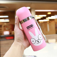 Arrival Hot new product or 2015 Anime Holle kitty stainless steel mug&cup 350/500ML stainless steel portable bottle