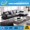 2015 Linving Room Furniture.2015 New Model Modern Genuine leather/fabric Corner Sofa S2019B00