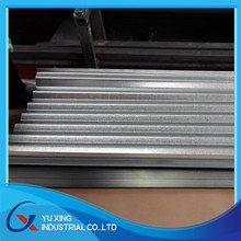 weight of galvanized iron sheet