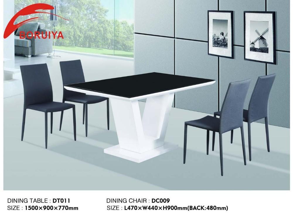 Dining Room Set Modern Glass Dinette Tables Buy Modern Glass Dinette Tables