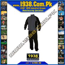 Black and Gray Track Suits and active wear with b , KTSW-30