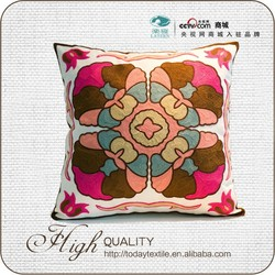 Colorful home hotel relax new-design throw pillow cover