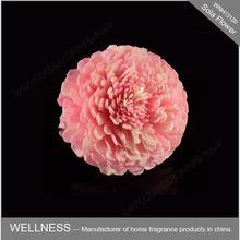 difusor de lámina hecha a mano de la flor de Sola