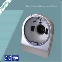 portable digital skin analyzer machine, facial skin analyzer,oil and dry analysis