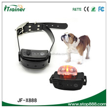 New product Electronic dog collar training innovative pet accessories JF-X888