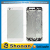 good price cheap for iphone5 back cover housing replacement