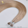 6A, 7A, 8A 100% human hair high quality popular cheap wholesale 0.5/0.8/1.0g peruvian pre bonded hair Keratin hair i tip hair