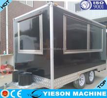 High Quality Crepe Carts/Crepes Kiosk Food Van/crepe cart