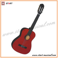 2014 New Design Durable Best Quality Competitive Price Customized Design Jazz Guitar