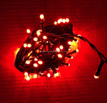 100M 1000 LED Outdoor Christmas String Fairy Wedding Party Light red colour