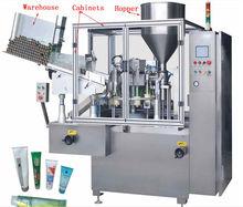 5-350ml small tube filling machine,5-350ml automatic tube machine for toothpaste,5-350ml automatic laminated tube machine