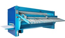 CLM hotel and hospital bedsheet folding machine