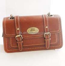 2015 Popular wholesales vintage lady tote bag cheap bag women genuine leather handbag