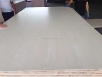 laminated board 2.5mm Cherry Board sided melamine plywood Malacca core E1 glue Block board