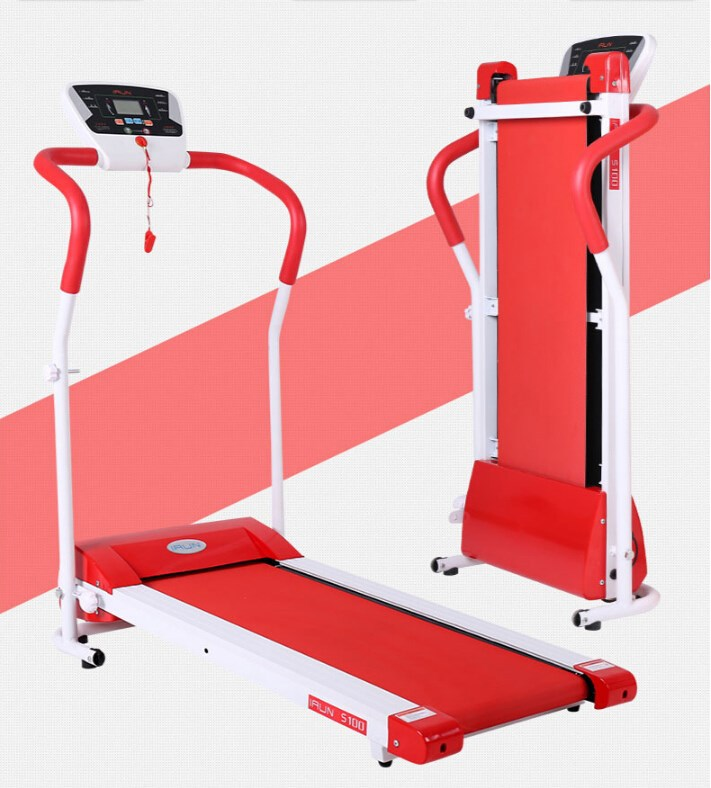 Easy Home Exercise Equipment: Simple Function Fitness Treadmill For Home Gym Use Fitness