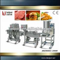 Mini Automatic hamburger patty production line