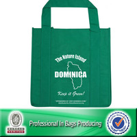 Lead Free Non Woven Printable Reusable Shopping Bags