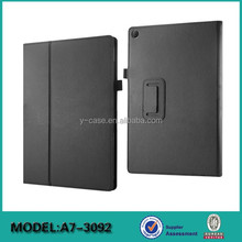 Factory Price Flip leather case cover for lenovo Tab 2 A7-30 7 inch tablet